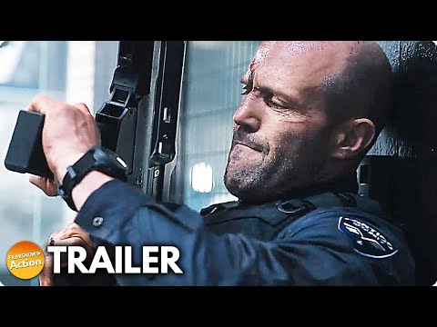 WRATH OF MAN Trailer (2021) New Jason Statham Action Movie