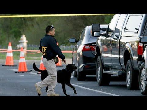PGA security high ahead of Austin tournament amid bomb attacks