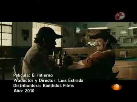 Luis Estrada El Infierno En Punto De Partida Con Denisse Maerker
