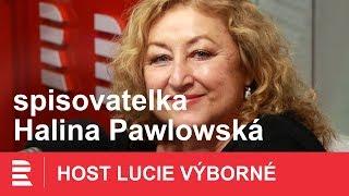 Halina Pawlowská: Při psaní se systematicky flákám