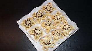 Jasmin Blumenkekse - Gateau Jasmin - Jasmin Cookies