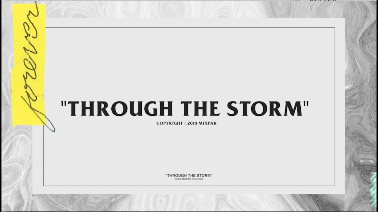 Popcaan Through The Storm Official Lyric Video Chords Chordify