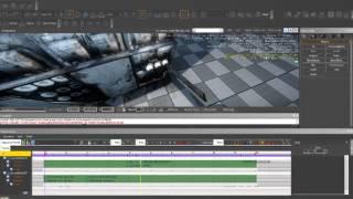 """Урок CryEngine 3 """"Дверь на пульте управления/рычаг, смерть в триггере """""""