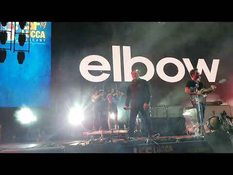 Elbow - The Birds - Live in Lucca 2019 mp3