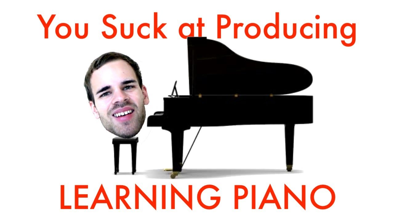 Learning Piano with Melodics | You Suck at Producing #61