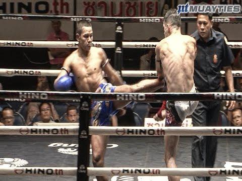 Muay Thai  Rafi vs Attachai ราฟฟี่ vs อรรถชัย, Lumpini Stadium, Bangkok, 10.11.17