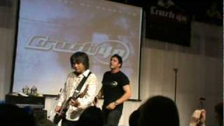 Summer of Sonic 2010: Crush 40 - Live (3/7)
