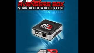 Avangers Box Full Crack 2017 Mega mtk, Qualcomm modulo