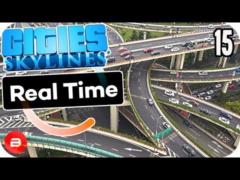 Cities Skylines - Highway Multiple Interchanges Expansion #15 Cities Skylines Mods