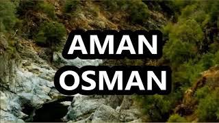 AMAN OSMAN AMANOS