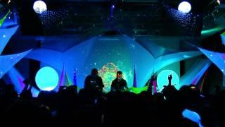 CARBON BASED LIFEFORMS in MICROCOSMOS (фестиваль MICROCOSMOS, клуб Place) HD