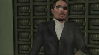 Enter the Matrix: Ghost Gameplay