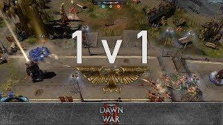Dawn of War 2: Retribution - 1v1 | Shoulder Mount - Lictor Alpha [vs] Rice Muncher - Force Commander