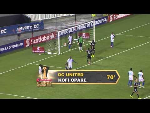 DC United 3-0 Montego Bay Utd