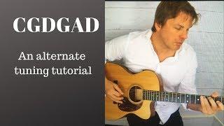 cgdgad alternate tuning tutorial