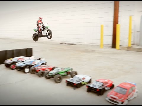 MX400 Off Road RC Motorcycle Jump 12 RC Cars