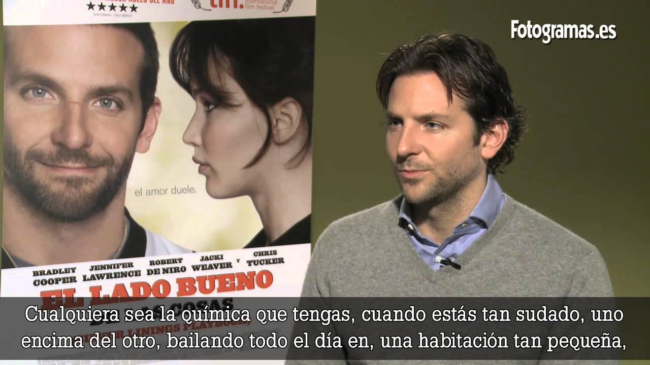 Entrevista Con Bradley Cooper Por El Lado Bueno De Las Cosas
