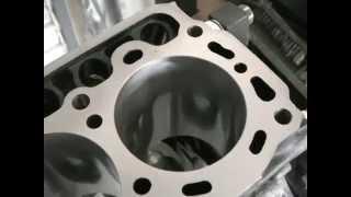 Setting Piston ring gaps