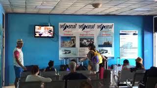 Terminal de buses Viazul Varadero Cuba