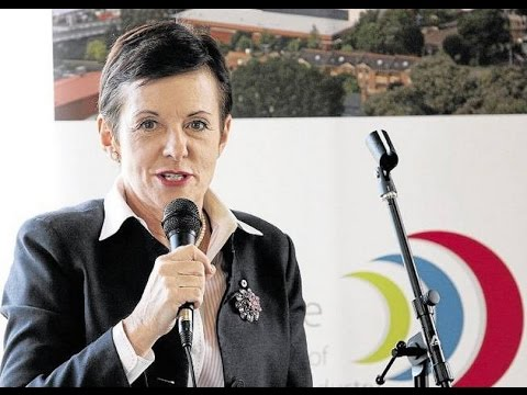 """Kate Carnell """"Small Business, The Engine Room of Australia's Economy""""."""
