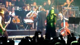 Tarja Turunen - Crimson Deep live, Classic & Divine