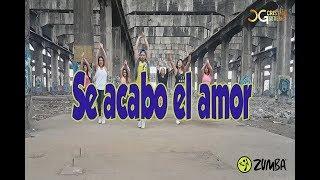 Se Acabo el Amor - Abraham Mateo - Yandel - Jennifer Lopez - Zumba Choreography - Cristian Gutierrez