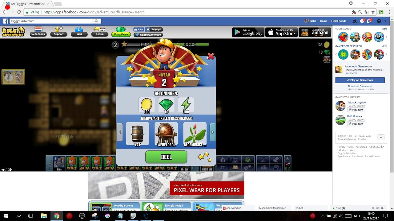 game diggy hacked buranmi