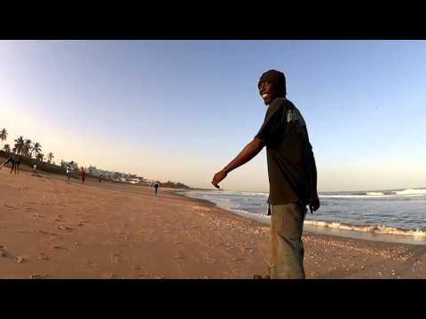 Fajara Beach Walk