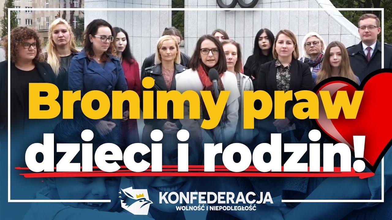 Konfederacja ws. rozdzielania dzieci od matek w szpitalach! #StopSeparacji cz.2