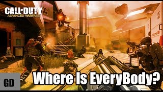 Call Of Duty Deathmatch | Where Is Everybody?????