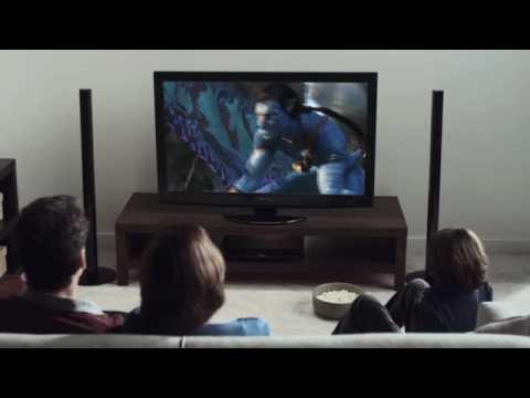 Avatar commercial by Panasonic Viera TV