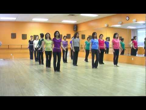 Beautiful In My Eyes  Line Dance Dance & Teach in English & 中文