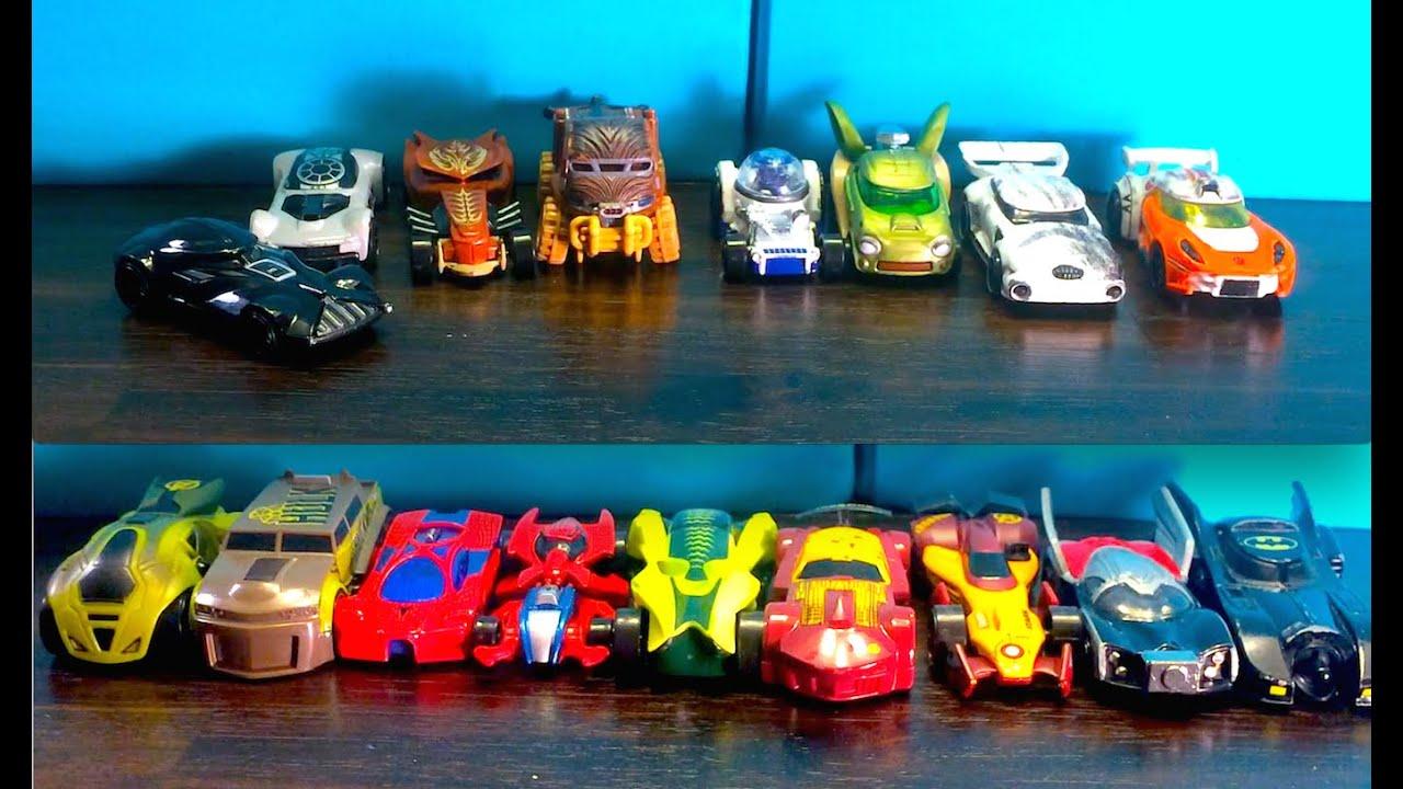Hot Wheels Star Wars Superhero And Majorette Cars W