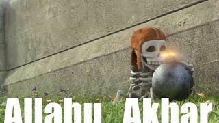 clash of clans allahu akbar