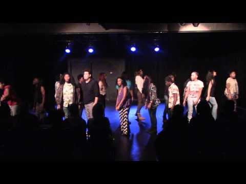 Skylight Music Theatre - Musical Theatre Residency THE ME NOBODY KNOWS at MSHA Part 1