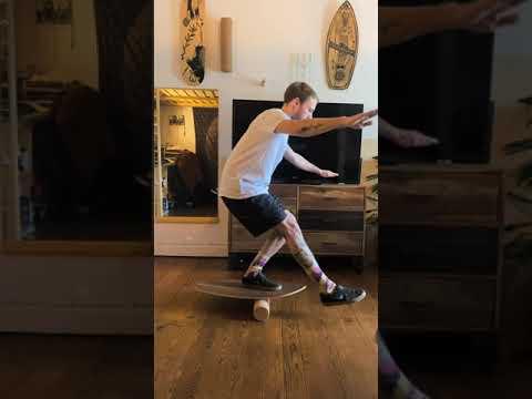 Balance Board Übungen Tricks // wahu-Board