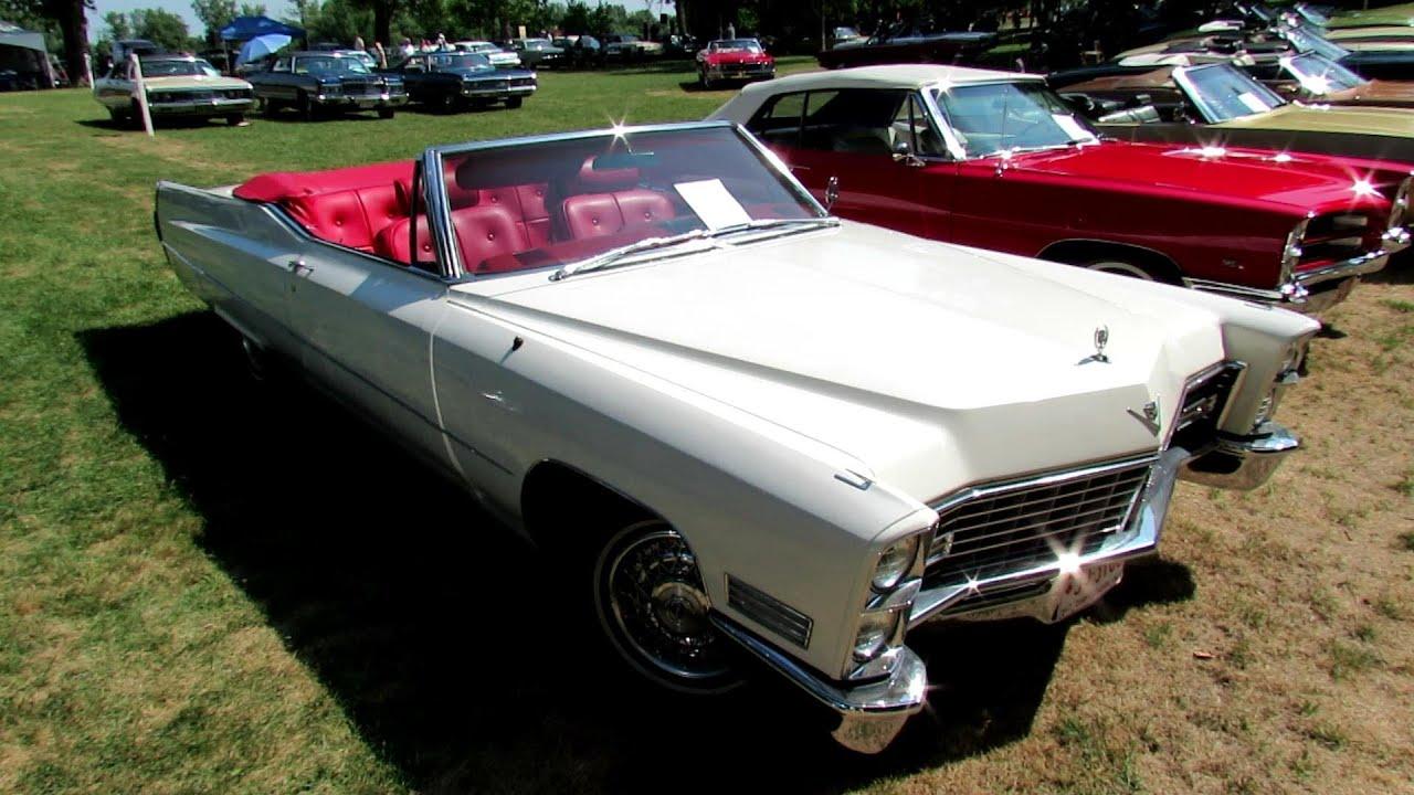 1967 Cadillac Deville Exterior and Interior - 2012 ...
