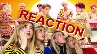 BTS (방탄소년단) 'IDOL'  MV Reaction by UPBEAT