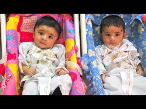 Annaprashan Ceremony Adi and Jash