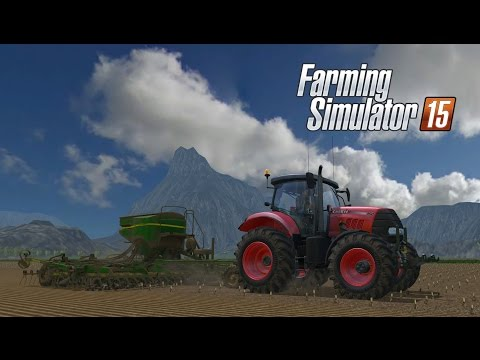 Farming Simulator 15 - PV Rivers #3 - Shopping,Fuel and Seeding