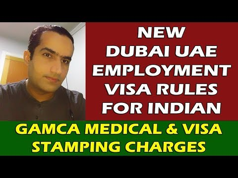 Jobs In Dubai New UAE Visa Update for Indians