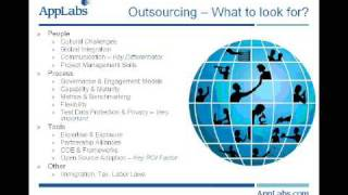 Outsourcing Testing: Choosing an Offshore QA & Testing Provider (Part 2) - AppLabs