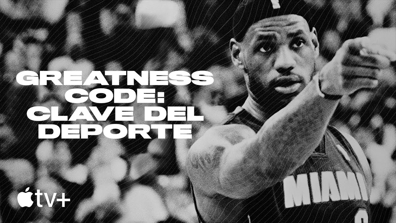 Greatness Code — Tráiler oficial | Apple TV+