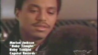 Marlon Jackson - Baby Tonight  (Music Video)