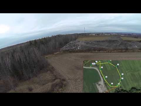 Aerial Surveying and 3D Mapping Capabilities