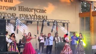 Dni Strzegowa 2015   Don Vasyl i Gwiazdy Cygańskiej Pieśni