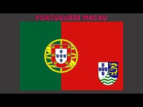 Flags of Portuguese colonies - Vlajky Portugalských kolonii