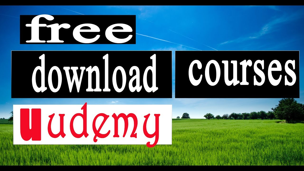 Udemy Course Downloader