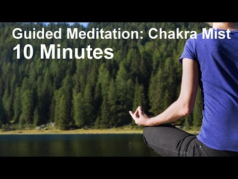 10 Min Guided Meditation: Guided Imagery- Release Anxiety 10 Minutes