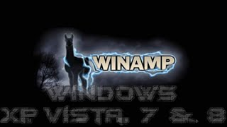 Winamp Pro - Windows (xp, vista, 7, 8, 8.1 y 10) 2015 - 2016